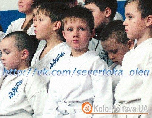 Олег до хвороби був  активним хлопцем, займався у гуртках