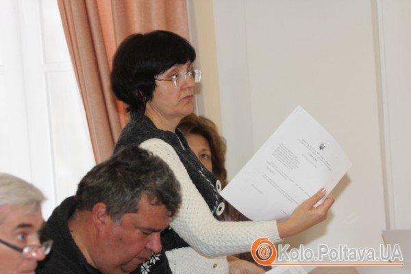 Голова фракції у Полтавській міській раді пояснила, чому депутати вийшли із залу посеред сесії