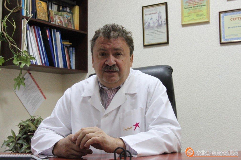 Віталій Закладний, головний психіатр Полтави: як боротися з депресією