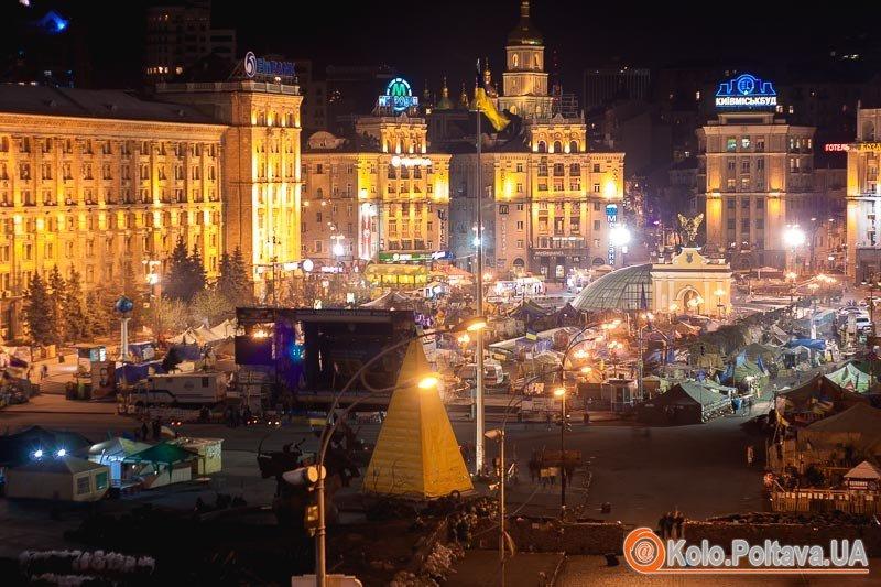 Відео полтавця з Майдану: два місяці після розстрілу Небесної сотні