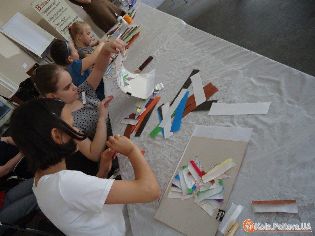 Півфіналісти конкурсу «Колобкова майстерня» відвідали майстер-клас і визначили переможців