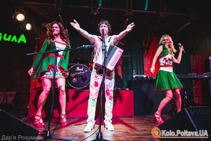 Фото У Полтаві відбувся благодійний концерт на підтримку Зіньківського будинку інтернату
