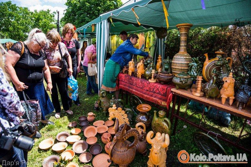 Національний фестиваль гончарства: із глиною у душі