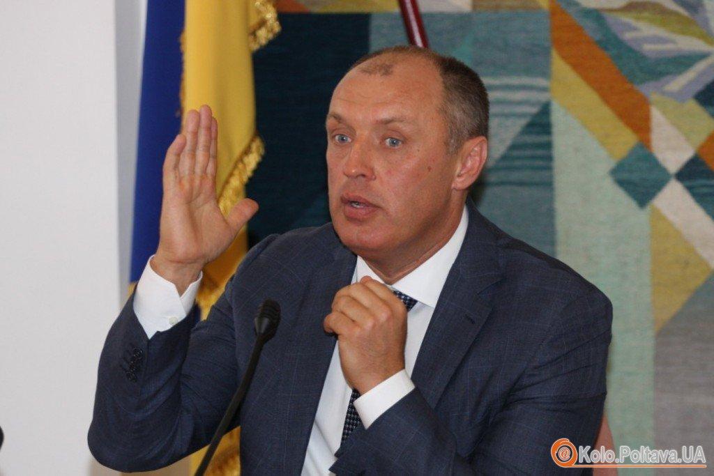 Міський голова Полтави вчергове не з'явився до суду