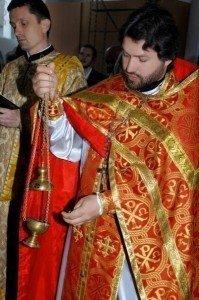 Священик Олександр Дедюхін розповів, як не втратити віру в умовах війни