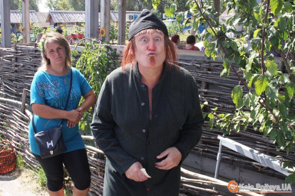 Сорочинський ярмарок проходитиме без гумору (фоторепортаж)