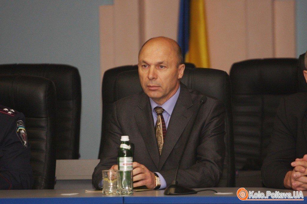Призначили начальника УМВС у Полтавській області