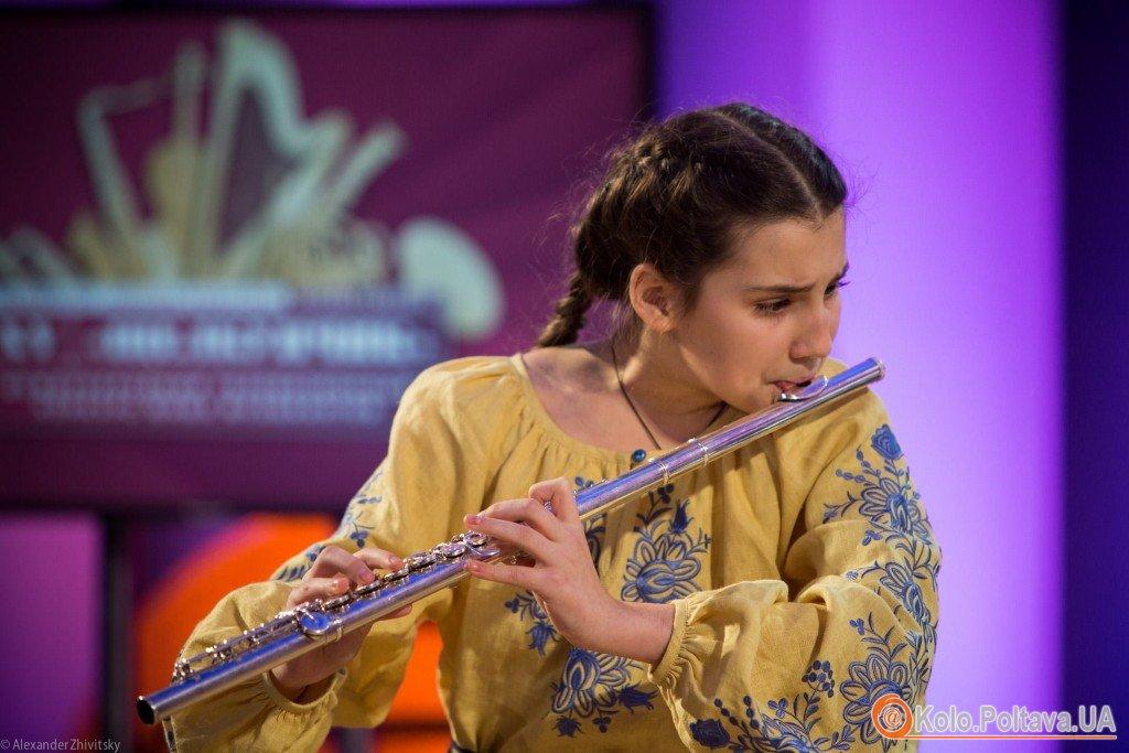 Полтавка здобула визнання на музичному конкурсі у Москві