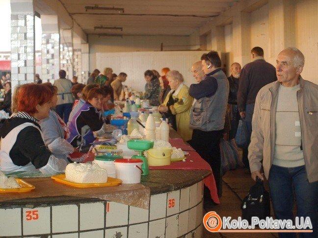 Селянам не заборонять продавати домашні продукти на ринках