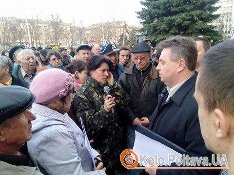 Марченко пише заяву на звільнення