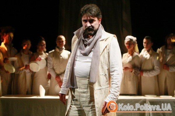 У Полтаві кращі театри України покажуть вистави за Гоголем