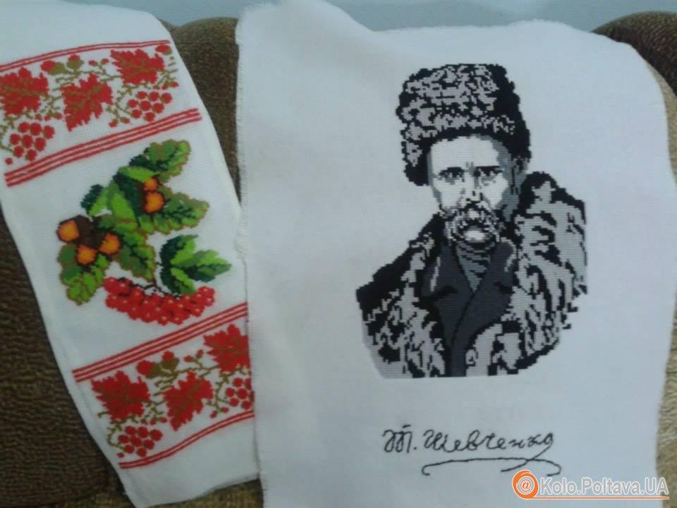 Вышивка Натальи из Киевской
