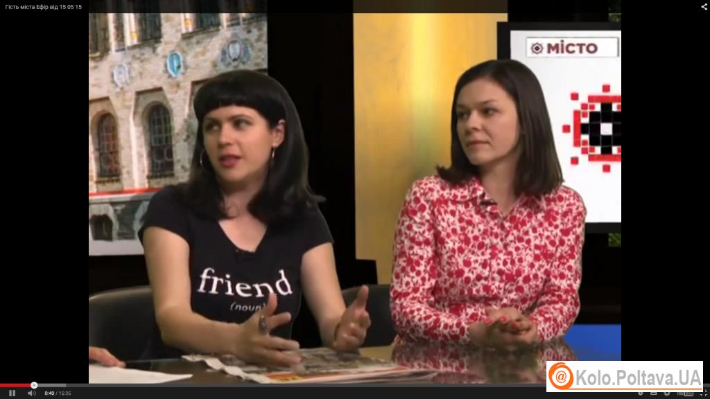 Редактори «Кола» в гостях у телеканалу «Місто» (відео)