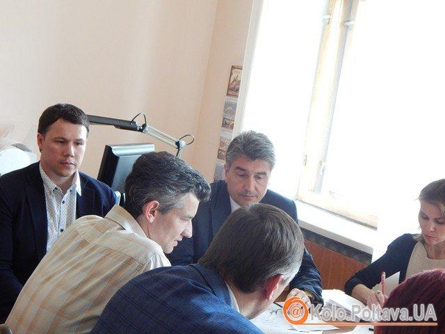 Обласна влада вирішувала земельне питання учасників АТО