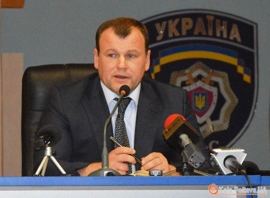 Начальник міліції Полтавщини «надзвичайно серйозно» попередив працівників ДАІ