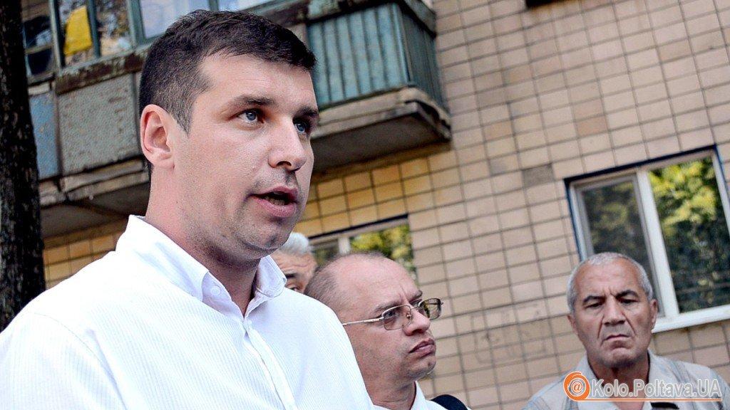 Полтавці на чолі з Олександром Шамотою вчергове не змогли зустрітись з міською владою