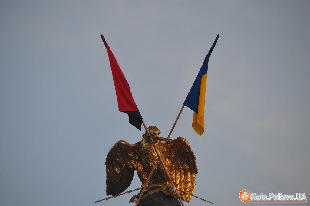 Зникнення символіки з орла, Свято першачків з політичним підтекстом та мітинги – топ-події у Полтаві за тиждень