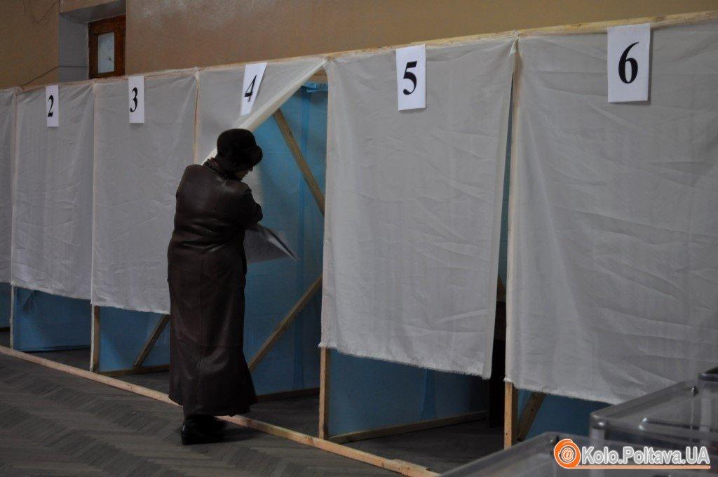 На Полтавщині намагались проголосувати без паспорта та не пустили спостерігачів на комісію