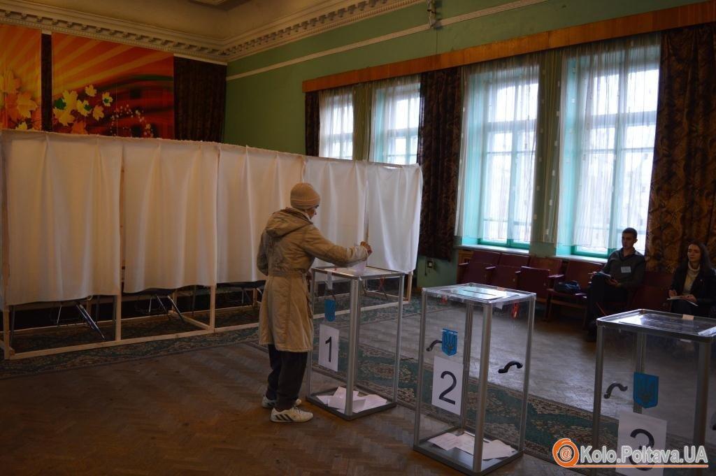 Повторні вибори у Полтави Ми голосуємо не за певного кандидата, а проти іншого