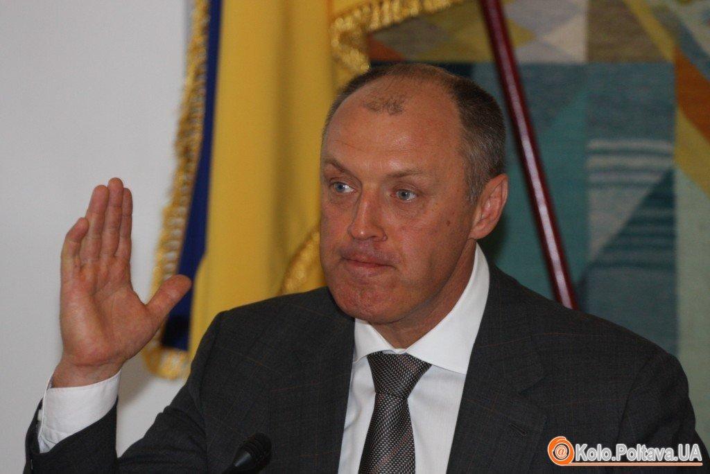 Олександр Мамай поки що не дочекався привітань від обласної влади