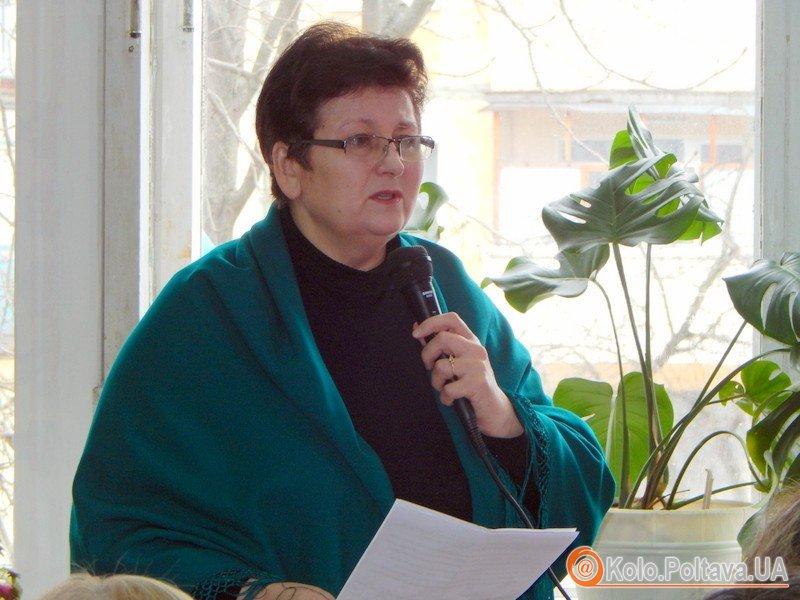 У Полтаві презентували книгу про Дмитра Коряка