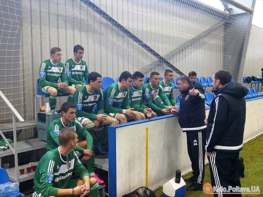 Молодь «Ворскли» перемогла юнаків «Дніпра»