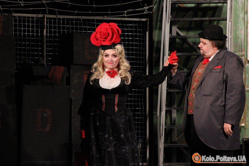 День театру гоголівці святкували прем єрою