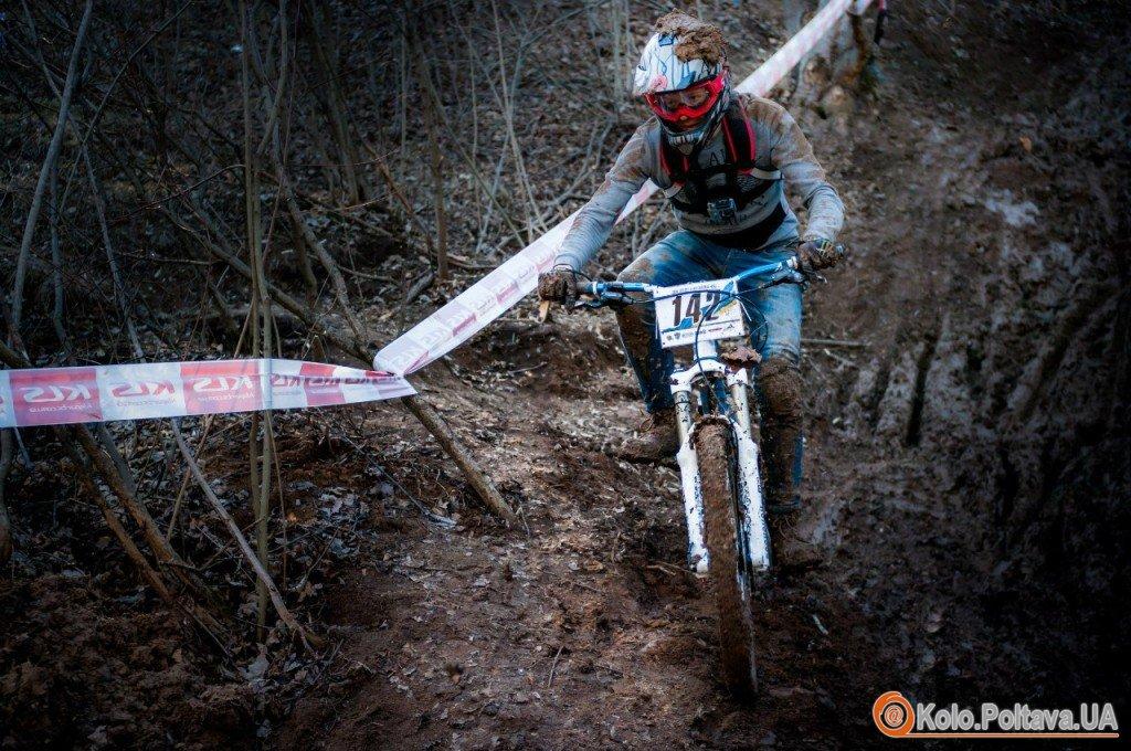 У Полтаві змагалися з екстремального велоспорту