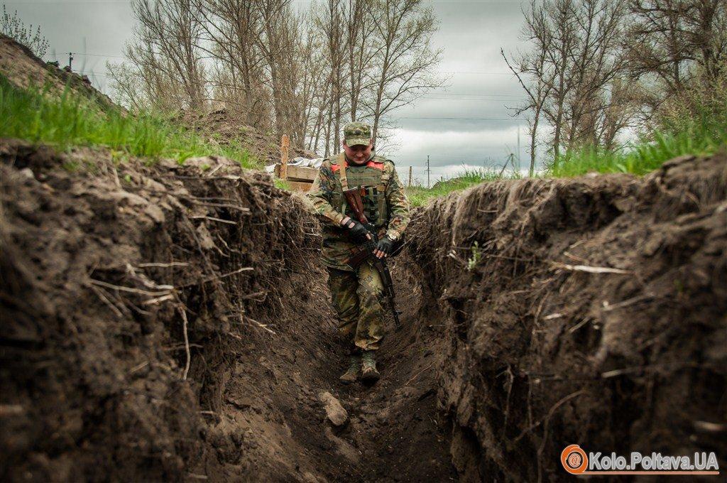 Добровольці Полтави три сектори за два роки (ФОТО)