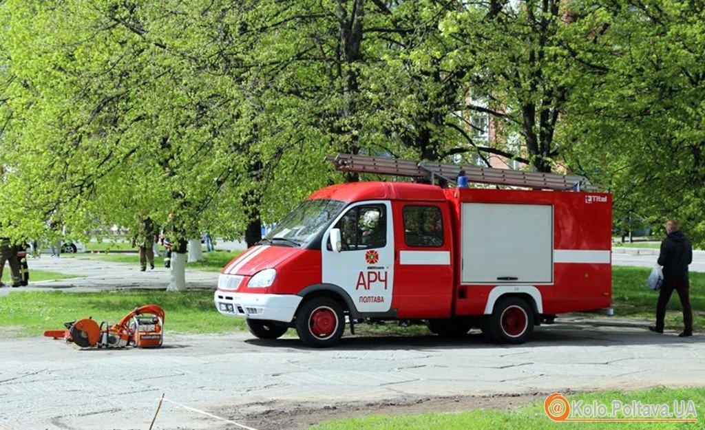 На Полтавщині відбулись антитерористичні командно-штабні навчання