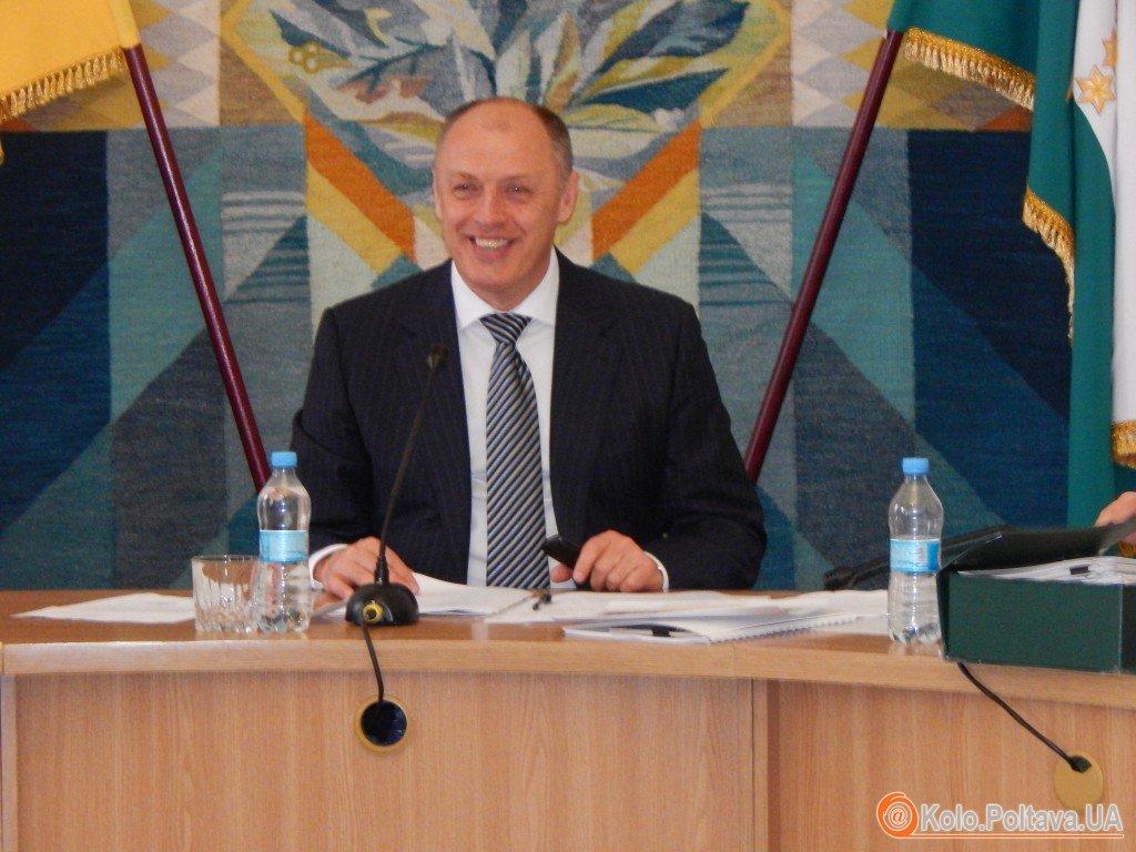 Олександр Мамай на сесії: «Я русский бы выучил только за то, что им разговаривал Ленин».