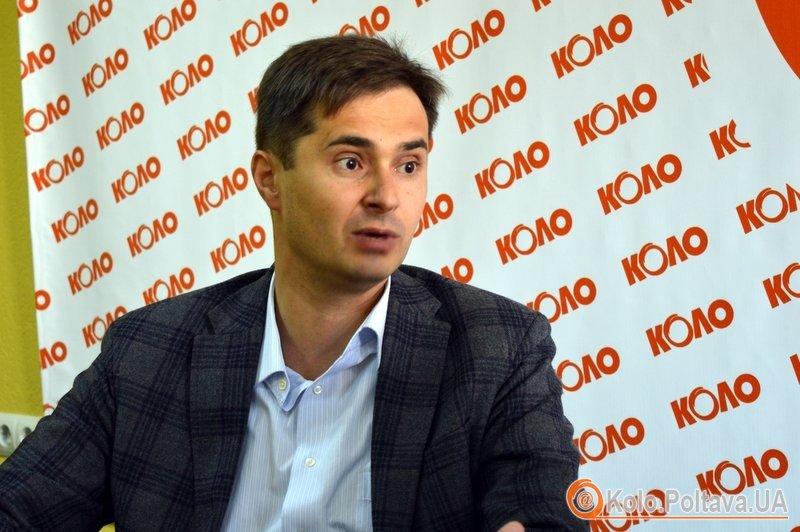Народний депутат Костянтин Іщейкін готовий бути міністром МОЗ та радий, що в Полтаві з'явилася вулиця Кукоби