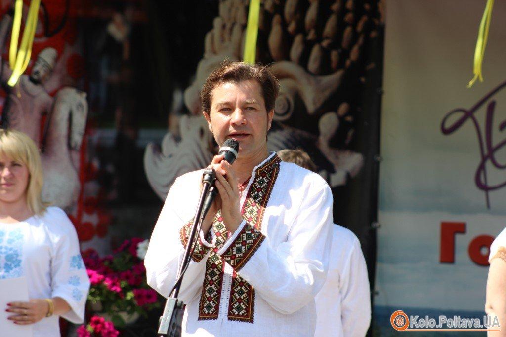 Національний фестиваль гончарства в Опішні відвідав міністр та закордонні гості ( фото, відео)