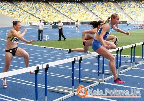 Полтавська легкоатлетка здобула срібну медаль на чемпіонаті Європи