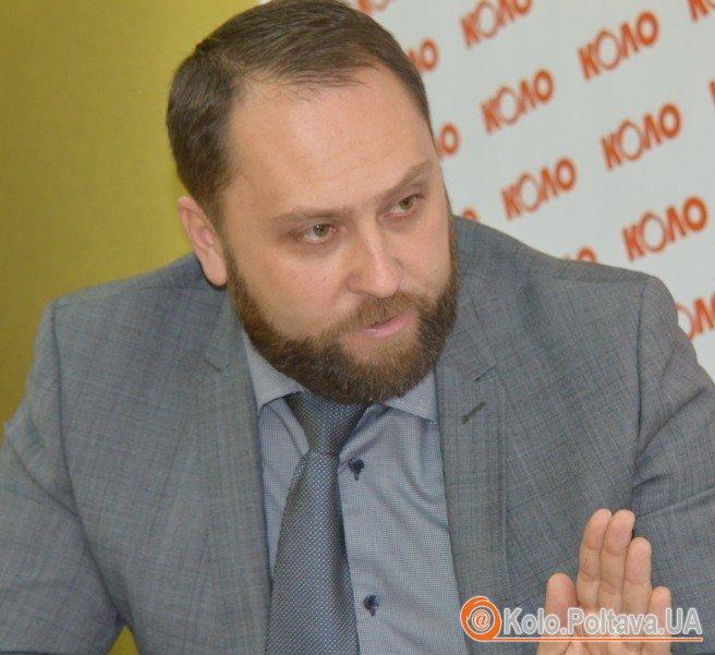 У фракції «Солідарність» в Полтавській міськраді втрати – вийшов один із депутатів