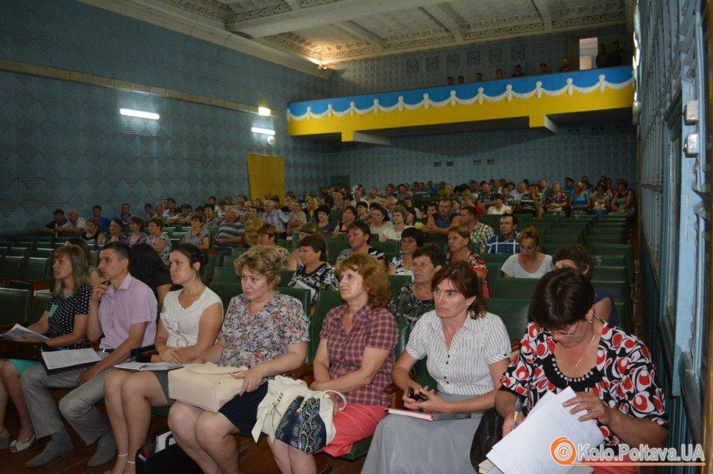 У Гадяцькому районі не можуть визначитися із центрами об'єднаних громад