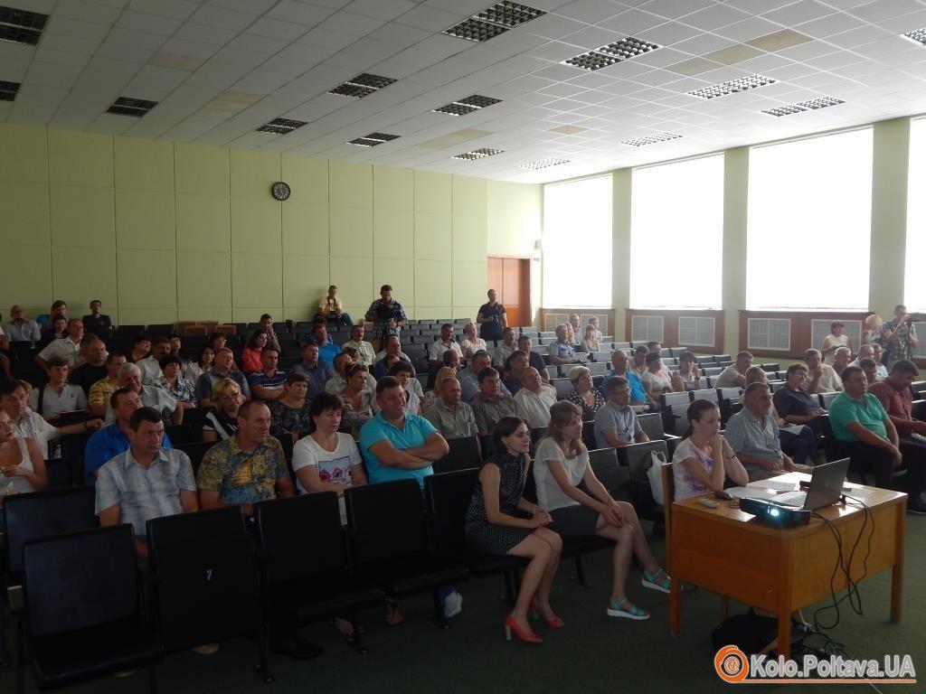 За досвідом з децентралізації на Полтавщину приїхали луганчани