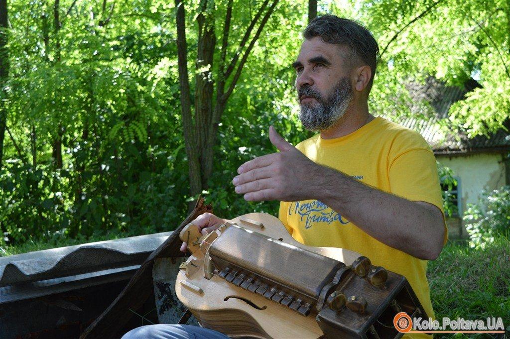 Світ кобзарської імпровізації у Крячківці відбувся другий фестиваль Древо роду кобзарського