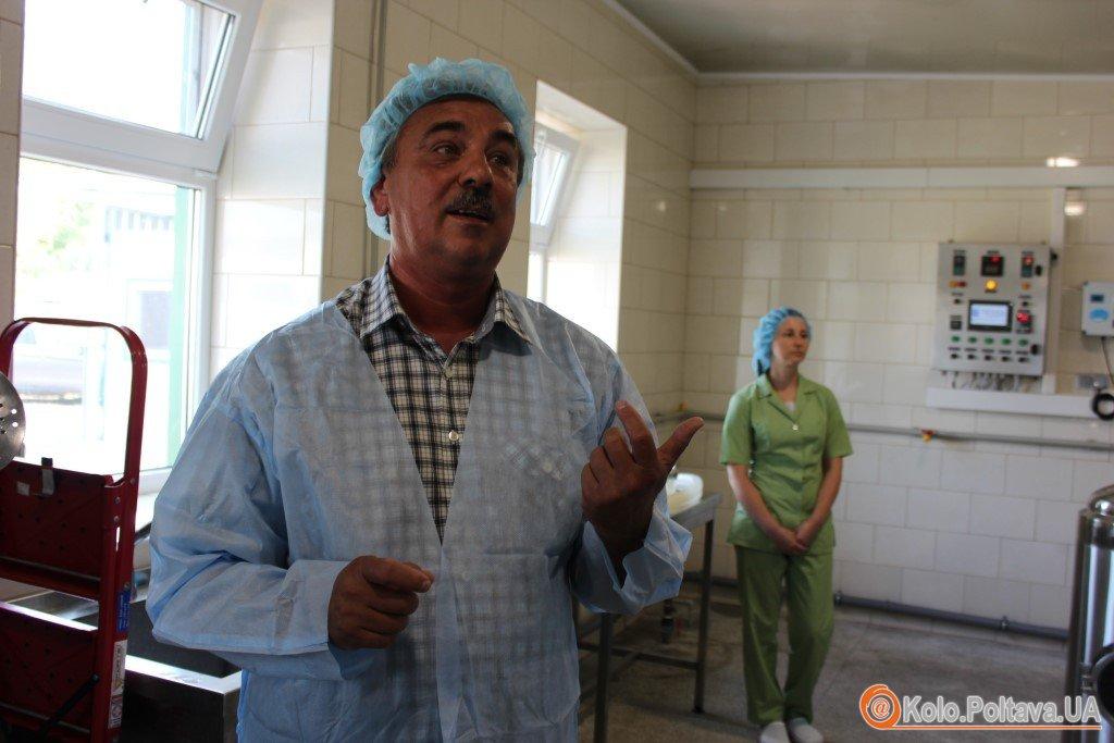 У Стасях від крили міні завод з переробки молока (ФОТО)