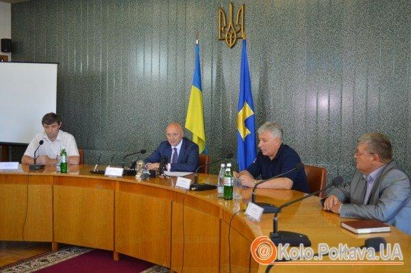 На Полтавщині створять європейські пожежні частини: про підписання Меморандуму з ДСНС