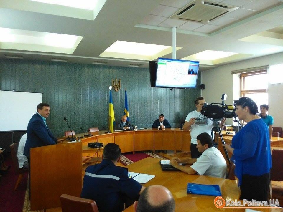 Скандал на Полтавщині: одна з опорних шкіл не готова до навчального року