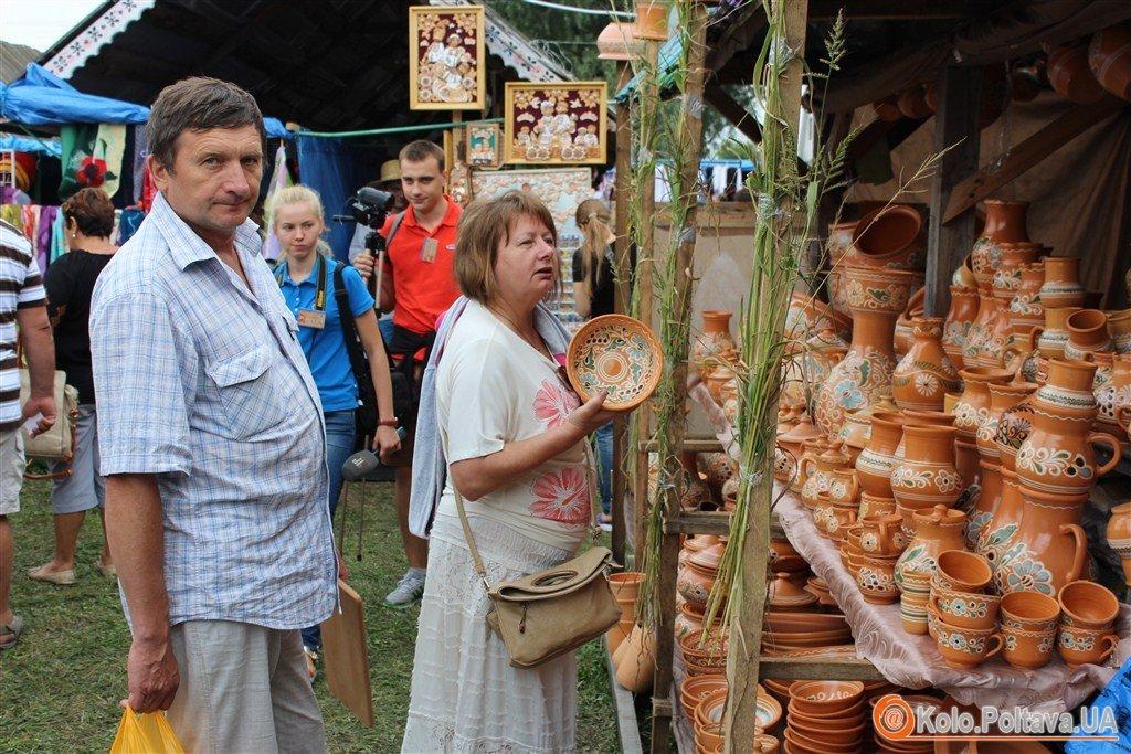 Шість днів на Полтавщині вируватиме Сорочинський ярмарок (ФОТО, ВІДЕО)