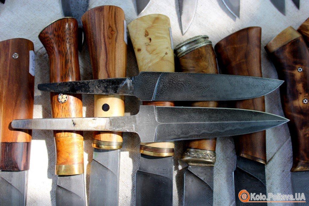 У Миргороді втретє відбувся Ковальський фестиваль ножових майстрів (ФОТО)