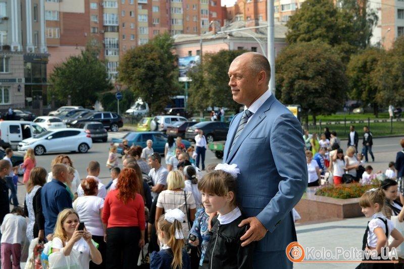 У Київській райраді Полтави не надали землі донці мера