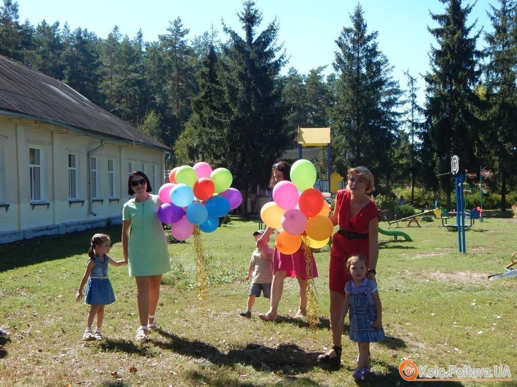 На Полтавщині вперше відкрили табір для дітей з аутизмом