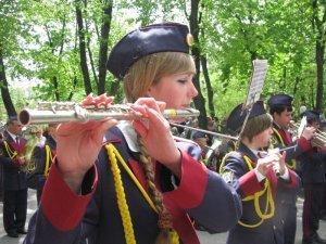 Марш-парад у Полтаві відбудеться, попри крадіжку духових інструментів