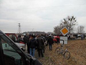 На Лубенщині зупиняють автобуси з тітушками