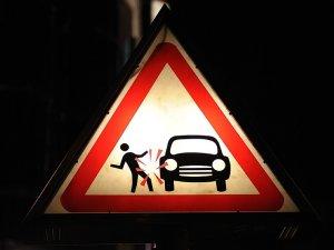 Фото: 51 водій на Полтавщині втік з місця ДТП, залишивши збиту людину без допомоги