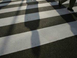 Фото: ДТП у Полтаві: легковик збив дівчину на пішохідному переході
