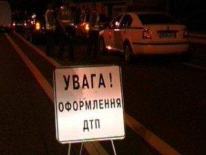 Фото: ДТП у Полтаві: поблизу Огнівки не розминулись 3 авто (карта)